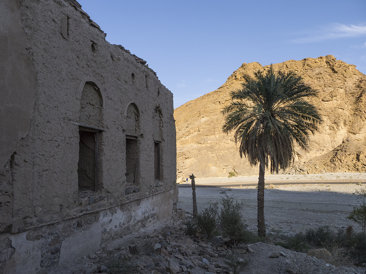 Oman: Inhabited Landscapes
